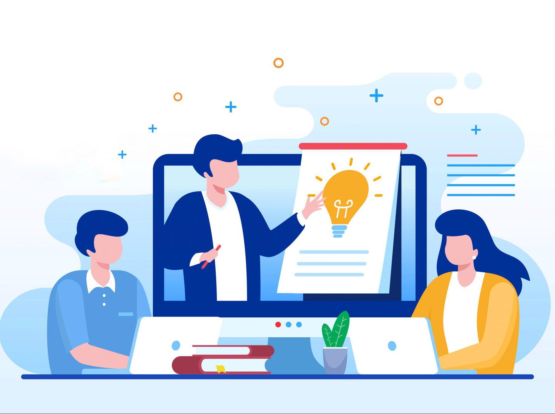 Agentur virtuelle Events, Online Konferenzen Webkonferenzen