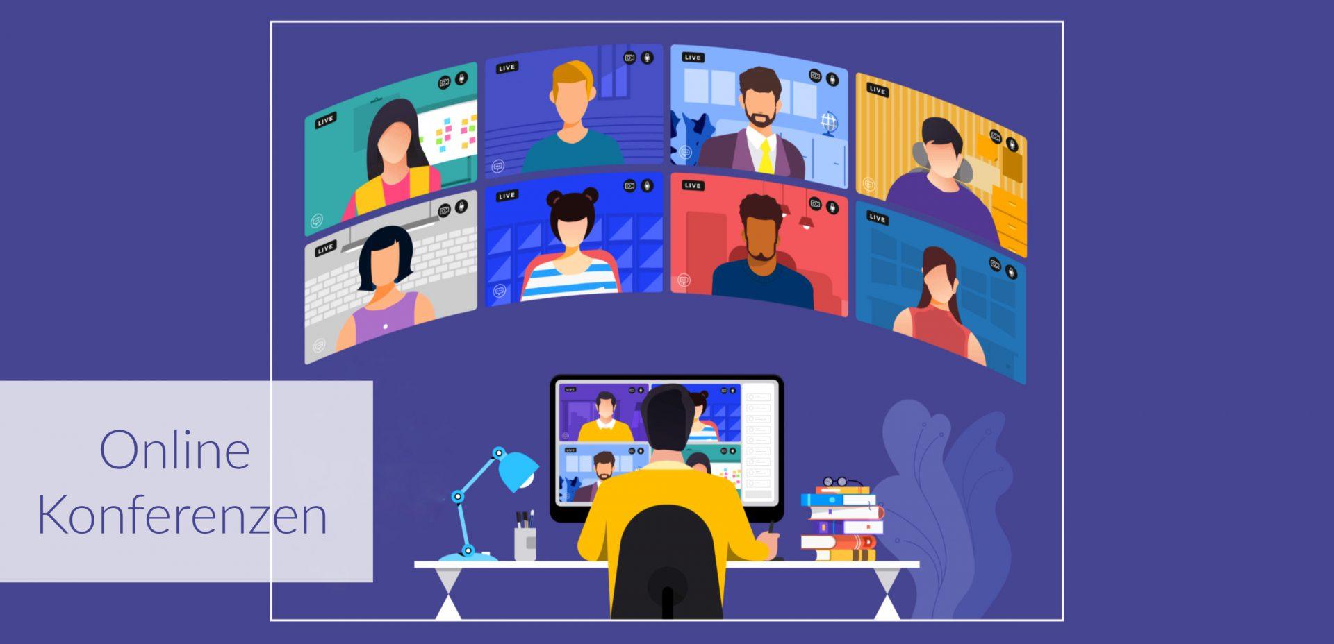 Online Konferenzen